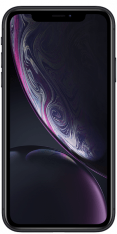 IPhone XR Schwarz 64GB