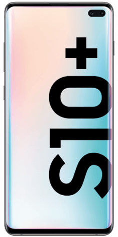 Samsung Galaxy S 10 plus Ceramic black 128GB