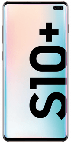 Samsung Galaxy S 10 plus Prism white 128 GB